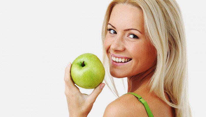 можно ли зеленые яблоки при беременности