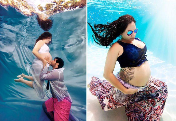 фото беременных девушек с мужем идеи 11