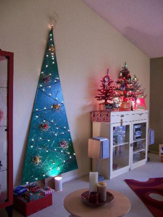 новогодняя елка 4