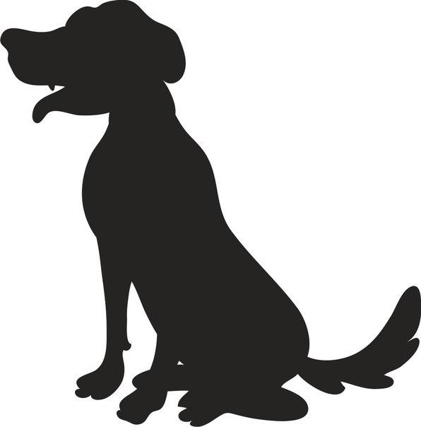 вытынанка Собака - символ года 2018 фото 5