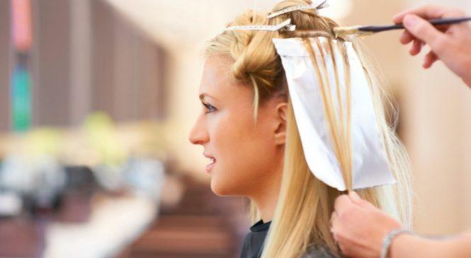Окрашивание волос при беременности на ранних сроках