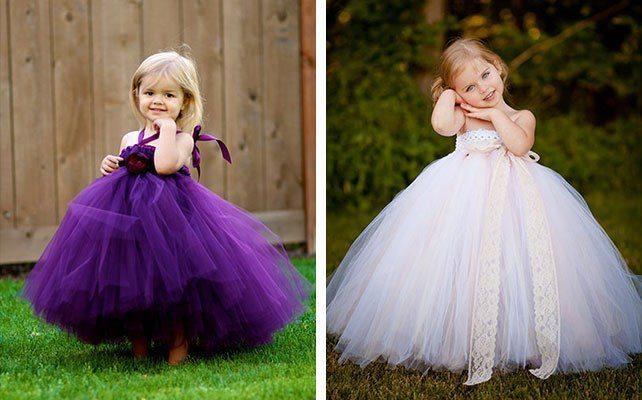 Как сшить пышное платье из фатина мастер класс
