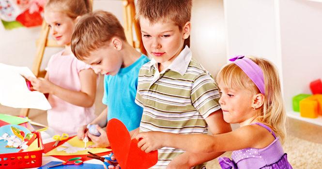 Подготовка к школе: развивающие игры для детей 6-7 лет