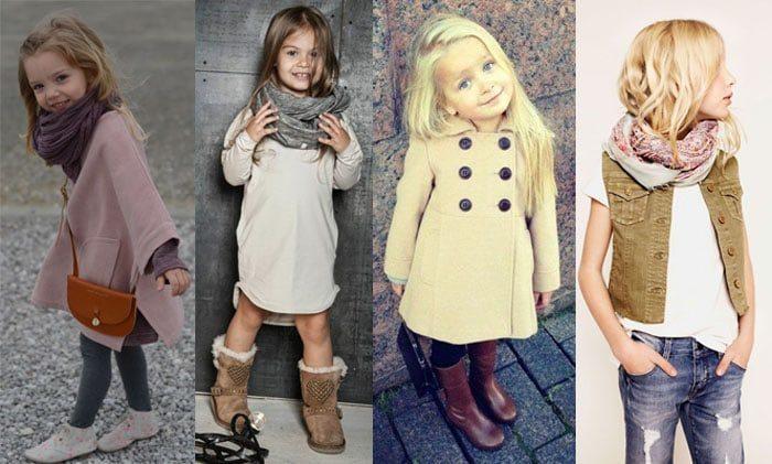 фото тенденций и трендов в детской моде 1