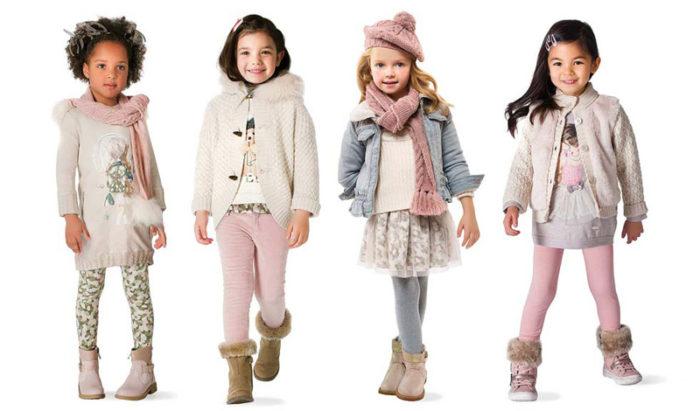 фото тенденций и трендов в детской моде 2