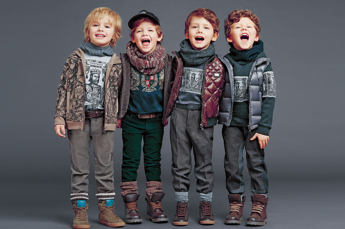 детская мода для мальчиков осень-зима 2017-2018: тренды и тенденции на фото 1