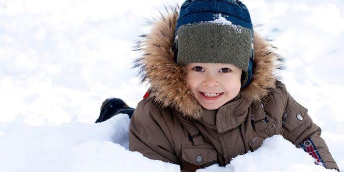 vодные детские куртки осень-зима 2017-2018 фото