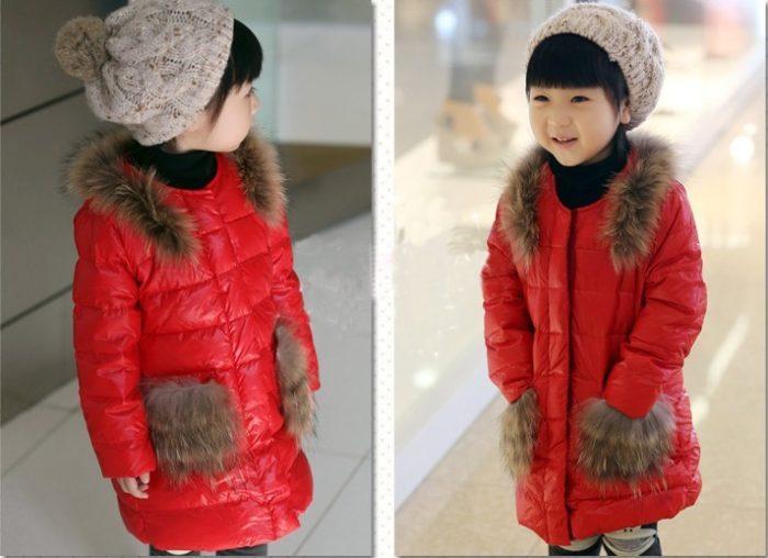 куртки с мехом 1