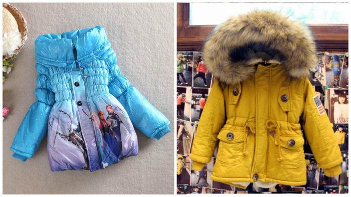 модные детские куртки осень-зима 2017-2018, тенденции и тренды на фото 1