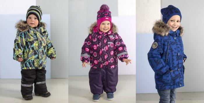 модные детские куртки осень-зима 2017-2018, тенденции и тренды на фото 2
