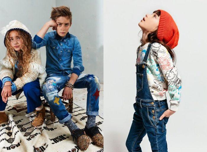 модные детские куртки осень-зима 2017-2018, тенденции и тренды на фото 3