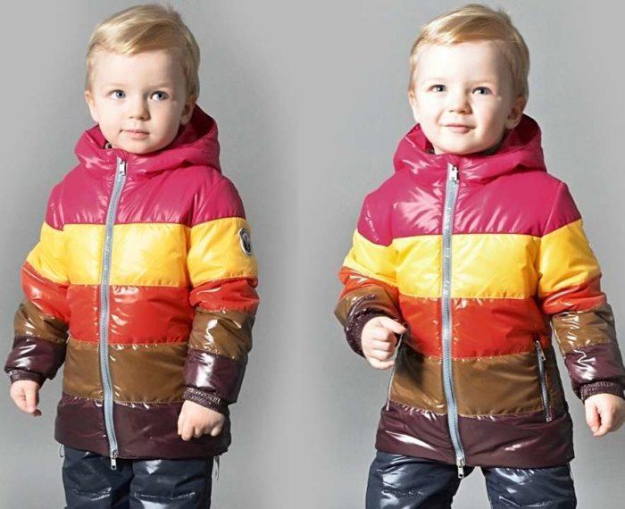 модные и красивые детские куртки осень-зима 2017-2018: тенденции, новинки и тренды 2