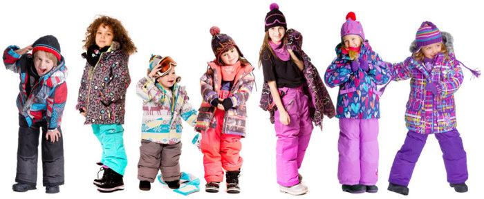 модные и красивые детские куртки осень-зима 2017-2018: тенденции, новинки и тренды 4