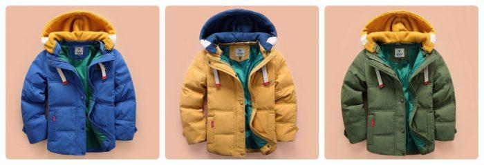 модные детские спортивные куртки осень-зима 2017-2018 1