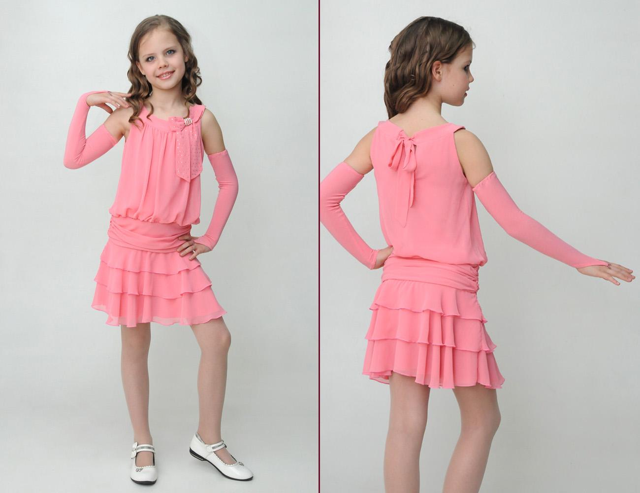 Купить Платья Для Девочки На Каждый День