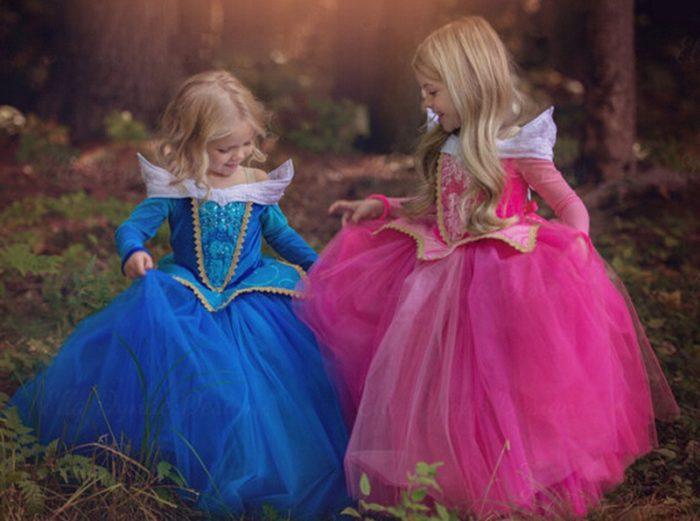 красивые платья для девочек в стиля «а-ля…» 2