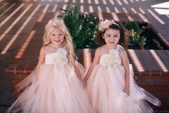 красивые платья для девочек в стиля «а-ля…» 4