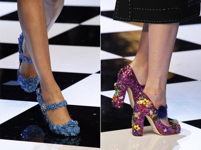 модные туфли на Новый год 2018, тенденции и тренды на фото 3