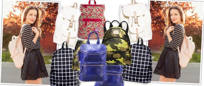 модные рюкзаки для девочек-подростков 1