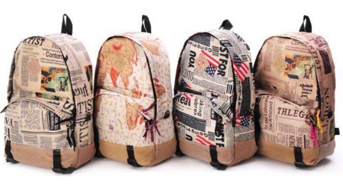 модные рюкзаки для девочек-подростков 2