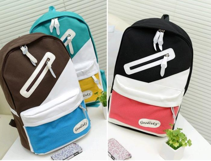 модные рюкзаки для девочек-подростков 3