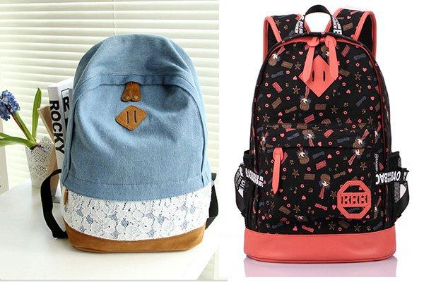 модные рюкзаки для девочек-подростков 4