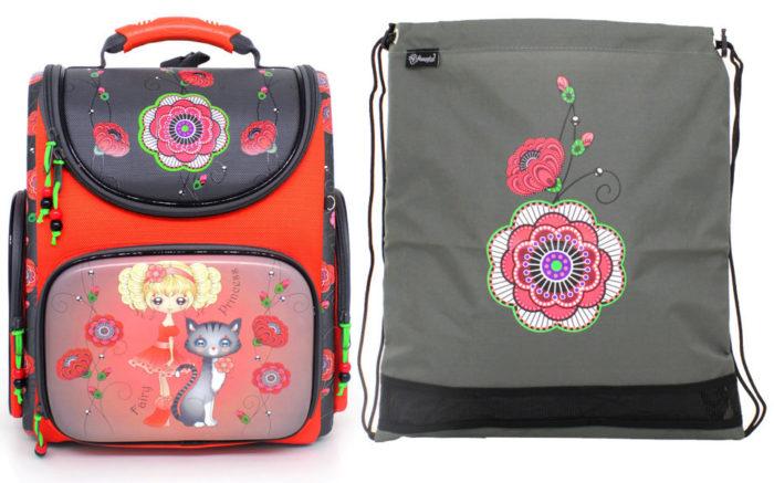 рюкзаки для первоклассников 3