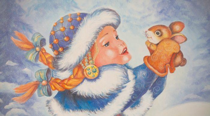 Дед Мороз и снегурочка 5