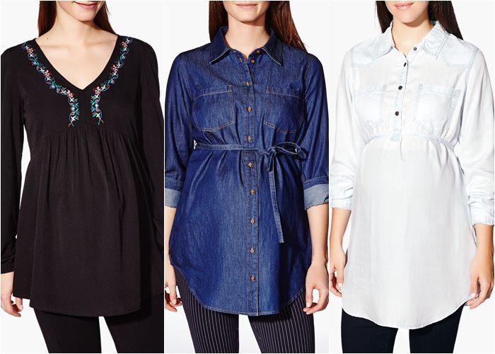 рубашки и блузки 1