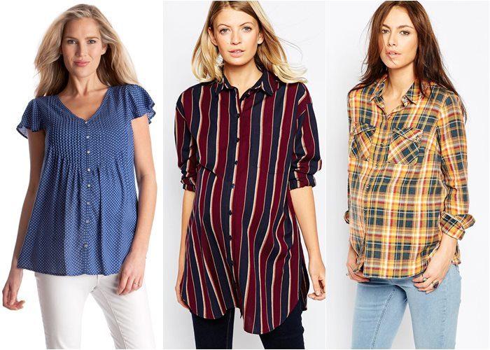 рубашки и блузки 3