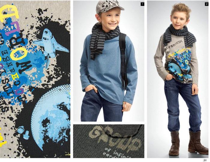 модная подростковая мода для мальчиков осень-зима 2017-2018, тенденции и тренды на фото 3