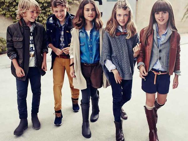 модная подростковая мода для девочек осень-зима 2017-2018, тенденции и тренды на фото 1