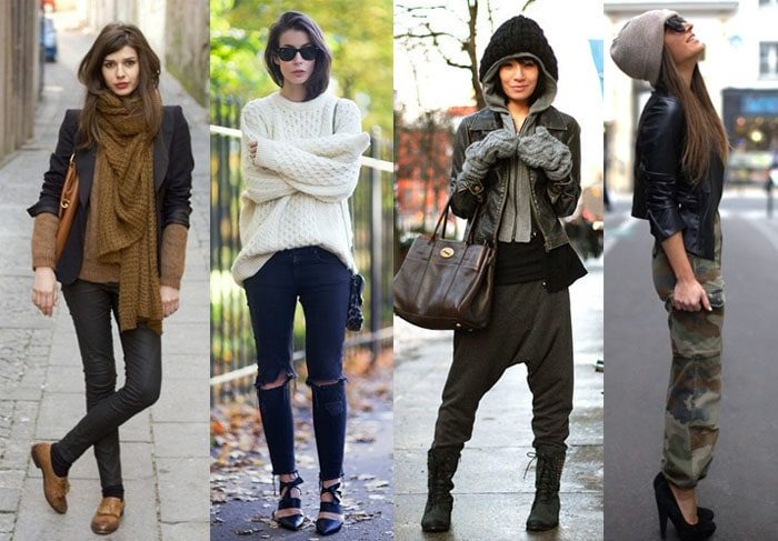 модная подростковая мода для девочек осень-зима 2017-2018, тенденции и тренды на фото 2