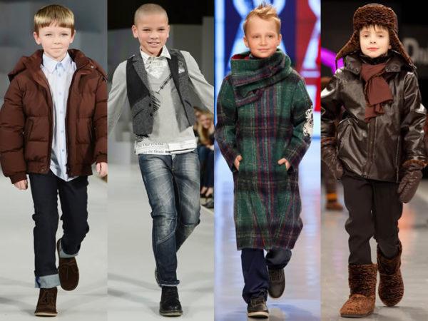 модная подростковая мода для мальчиков осень-зима 2017-2018, тенденции и тренды на фото 2