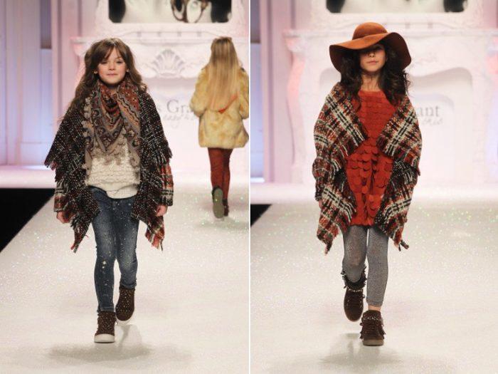 модная подростковая мода для девочек осень-зима 2017-2018, тенденции и тренды на фото 3