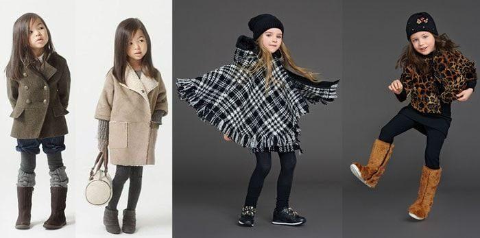 модная подростковая мода для девочек осень-зима 2017-2018, тенденции и тренды на фото 4