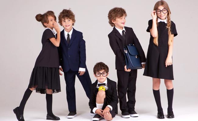 красивая и модная школьная форма для мальчиков 2017-2018, фото 4