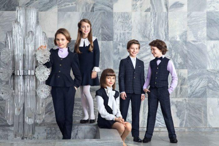 красивая и модная школьная форма для мальчиков 2017-2018, фото 3