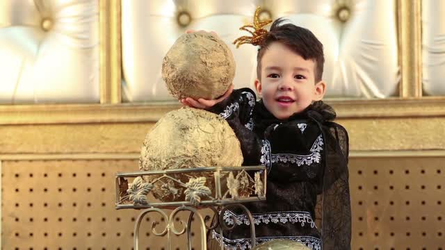 костюм прекрасного принца