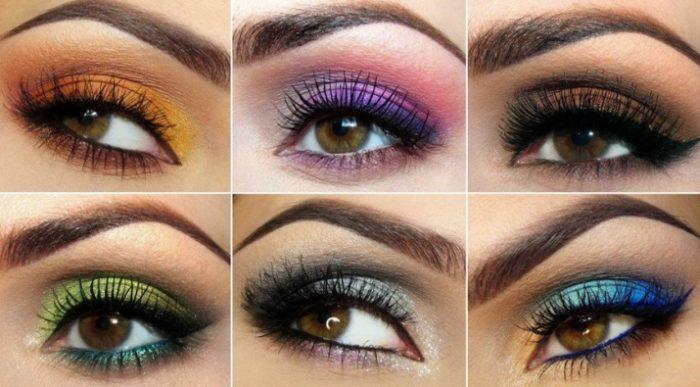 карие глаза 2