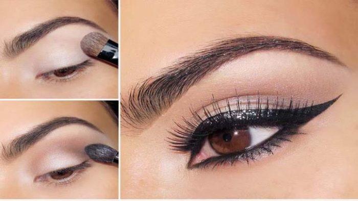 карие глаза 3