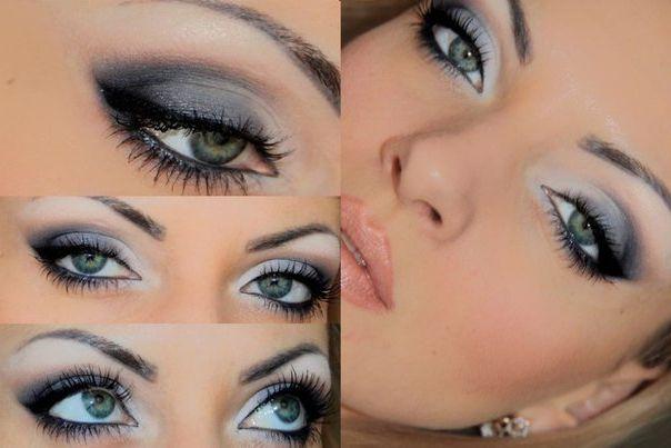 серые глаза 1