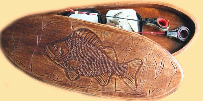 атрибуты для рыбалки