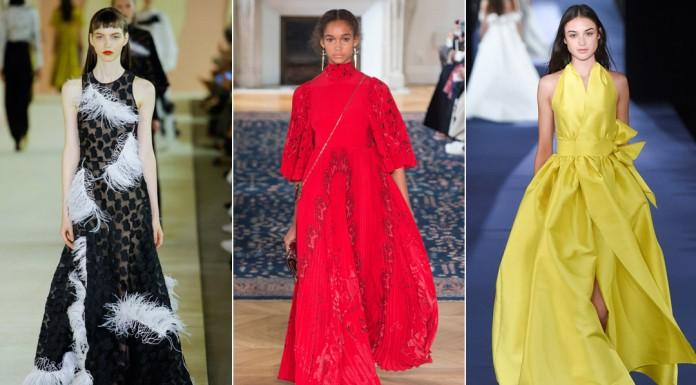 модные фасоны платьев на Новый год 2018, фото 2