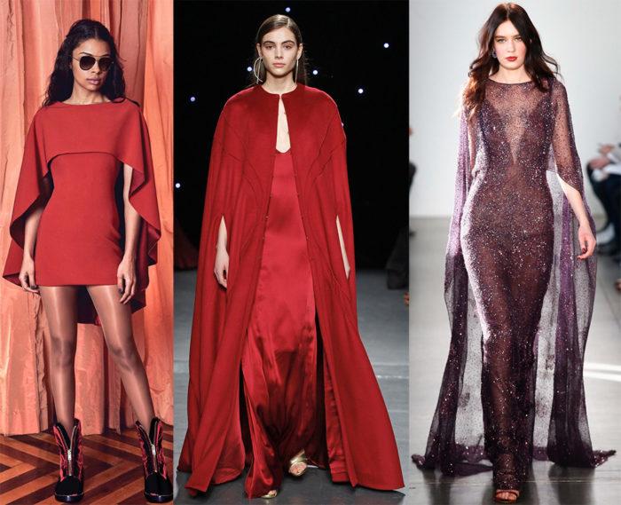модные и красивые платья на Новый год 2018, новогодние идеи на фото 2