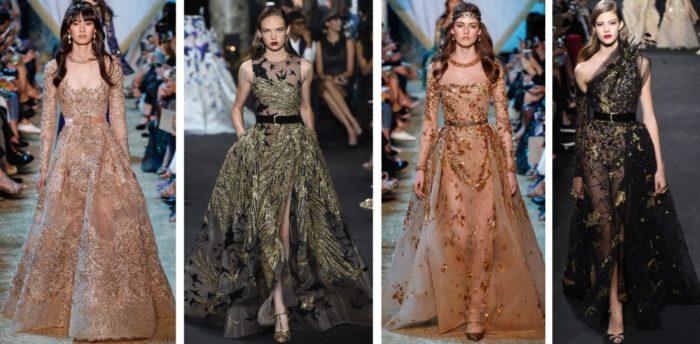 модные и красивые платья на Новый год 2018, новогодние идеи на фото 3