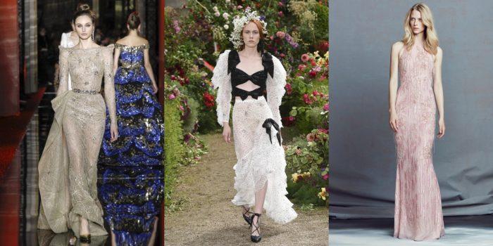 модные и красивые платья на Новый год 2018, новогодние идеи на фото 4