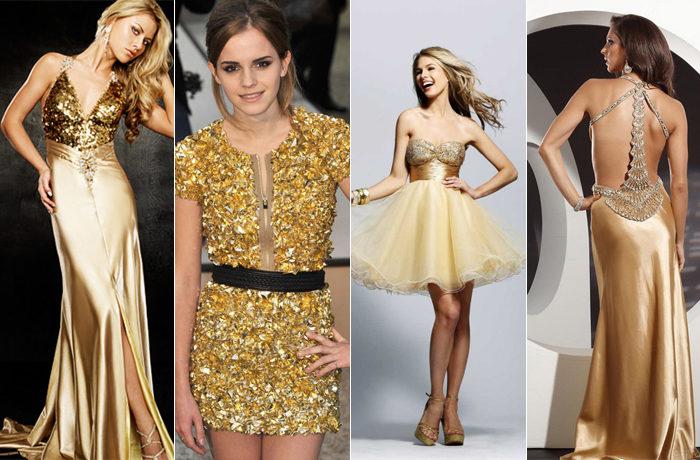 модные и красивые платья на Новый год 2018, новогодние идеи на фото 8