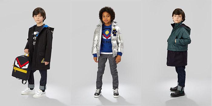 куртки в детском гардеробе