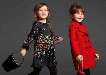 Детская одежда для девочек 2018